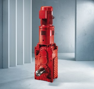 MC Series: Helical and helical-bevel gear units (53,000 to 570,000 lb-in.)