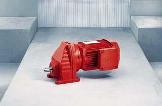 Helical Gearmotor R Series