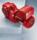 MOVI-SWITCH® Gearmotor with Integrated Switching-Protection Function