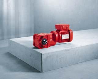Spiroplan® Gearmotor W Series