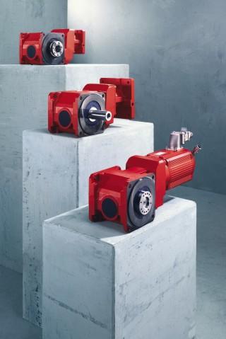 Low backlash Servo Gear Unit / Servo Gearmotor PSF/PSC/BSF Series