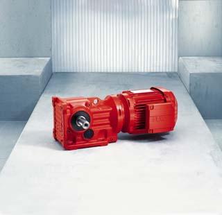 Helical-bevel Gearmotor K Series