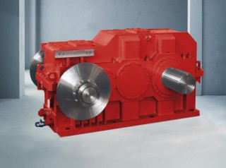 ML Series: Helical and helical-bevel gear units (up to 805 kNm)