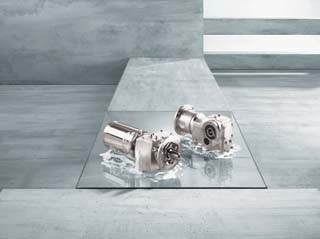Stainless Steel Gear Units