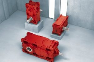 X Series: Helical and helical-bevel gear unit (0.5 to 1.5 million lb-in)